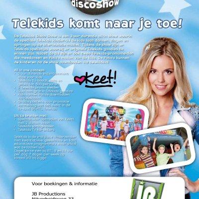 Fotoalbum van Telekids Disco Show | Kindershows.nl