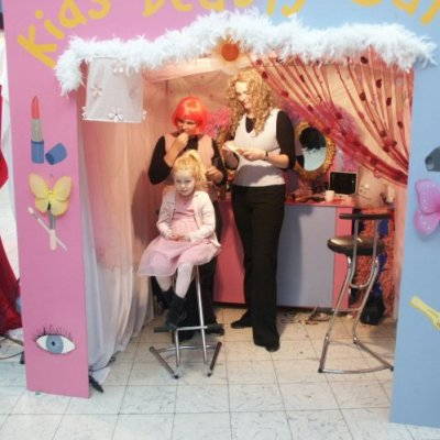 Fotoalbum van Kids Beauty Salon | Kindershows.nl