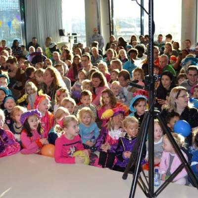 Fotoalbum van De Sint TV Show met Ricardo | Sinterklaasshow.nl