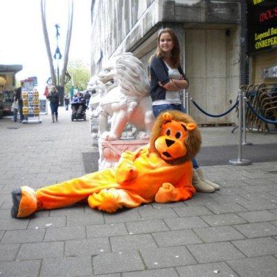 Fotoalbum van Meet & Greet de Oranje Leeuw | Looppop.nl