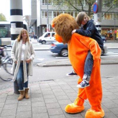 Fotoalbum van Meet & Greet de Oranje Leeuw | Attractiepret.nl