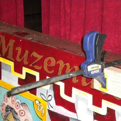 Fotoalbum van Poppentheater Muzemuis | Poppentheaters.nl