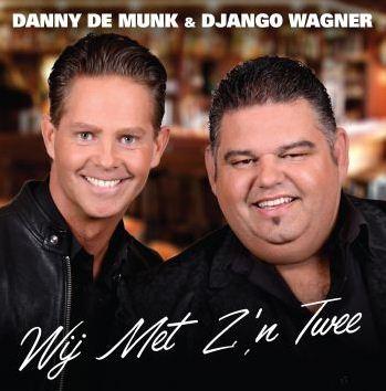 Django Wagner neemt duet op met Danny de Munk