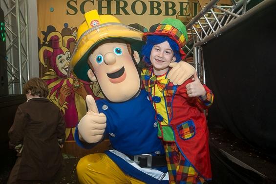 Kindercarnaval 2017 met een bekende Kinderheld | JB Productions