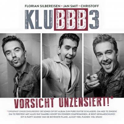 Jan Smit/KluBBB3 met nieuwe album binnen op nr. 7 in Duitse album lijst