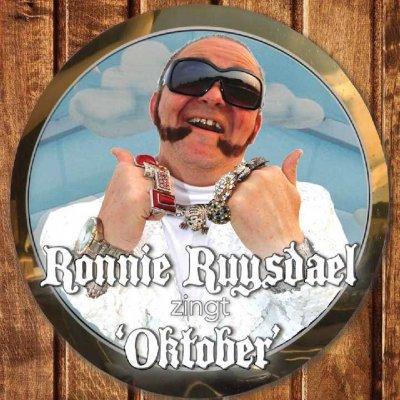 Oktober - Nieuwe Single Ronnie Ruysdael