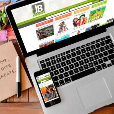 De site van JB Productions is geheel vernieuwd!