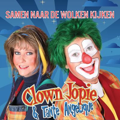 Samen naar de wolken kijken met Clown Jopie en Tante Angelique