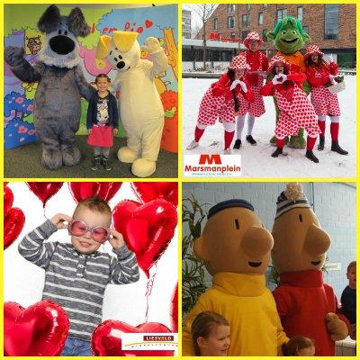 Carnaval en Valentijn was 1 groot feest