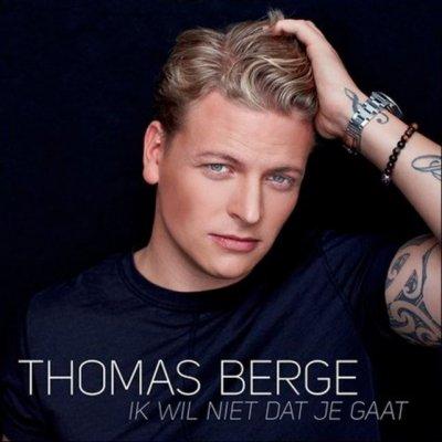 Nieuwe Single voor Thomas Berge