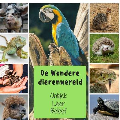 De Wondere Dierenwereld - Nieuw en Exclusief bij JB Productions