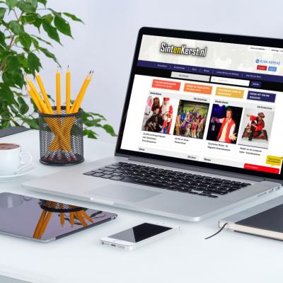 De site van SintenKerst.NL is compleet vernieuwd!