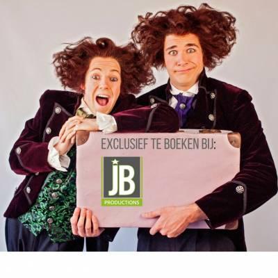 Bertus & Jaapie verhuizen naar Artiestenbureau JB Productions