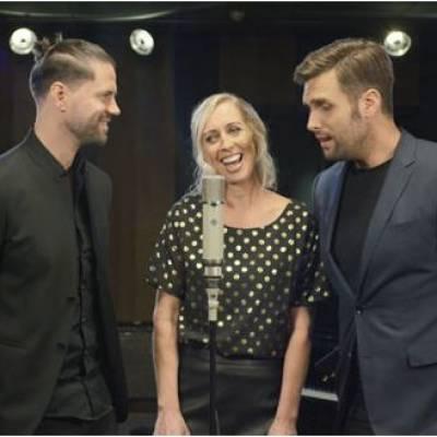 Nieuwe Single Nick & Simon - Gek van Geluk