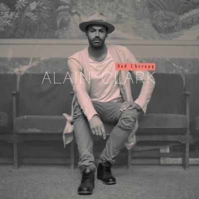 Nieuw album Alain Clark: Bad Therapy