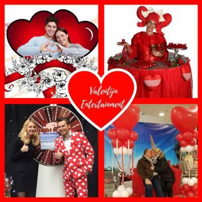 Valentijn Entertainment voor Valentijnsdag 2018