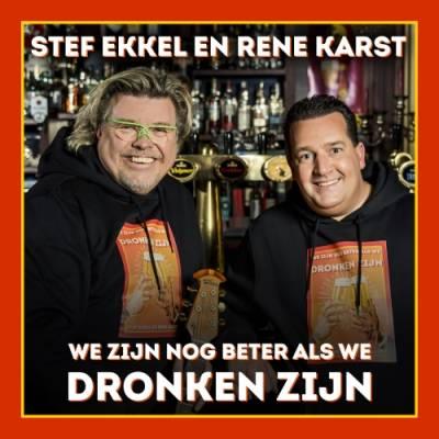Nieuwe single voor Stef Ekkel en Rene Karst