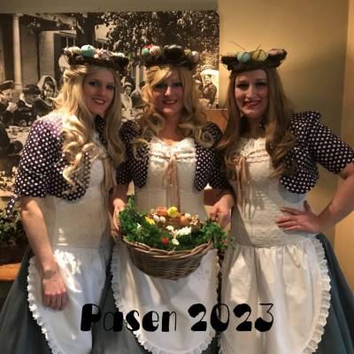 Entertainment Pasen - 1e en 2e Paasdag 2019