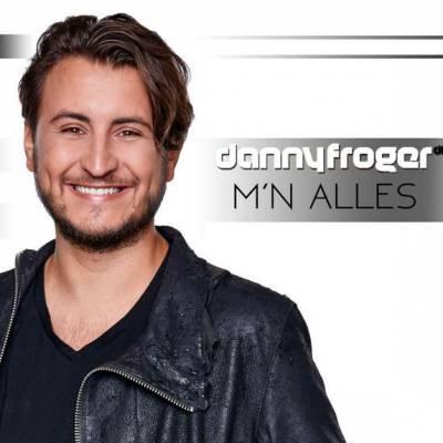 Nieuw hit voor Danny Froger - M'n Alles