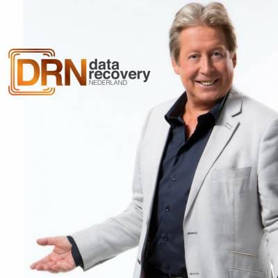 Hans Kazàn in reclamecampagne voor Data Recovery Nederland
