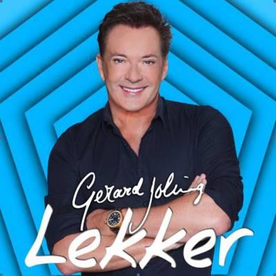 Nieuwe single voor Gerard Joling met de titel Lekker