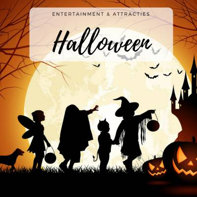 Entertainment Halloween - Woensdag 31 oktober 2018