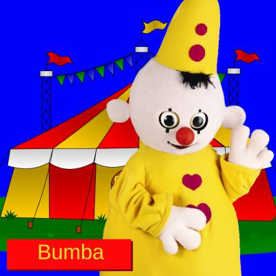 Meet & Greet Bumba - Maak kennis met dit razend populaire character