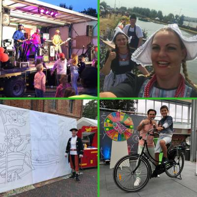 Maand Augustus - Zomer en Feest in Nederland