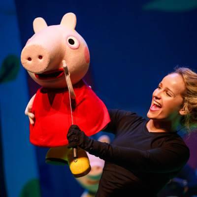 Peppa Pig enorm populair