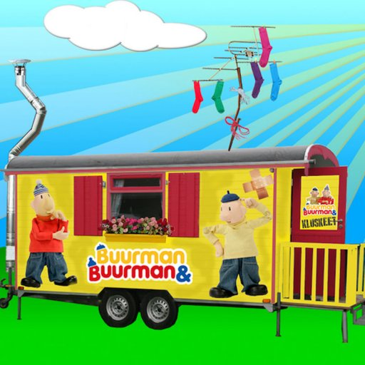 Buurman & Buurman Kluskeet te boeken bij JB Productions | JB Productions
