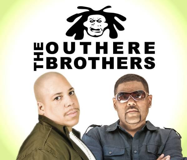 The Outhere Brothers vanaf heden te boeken voor evenementen
