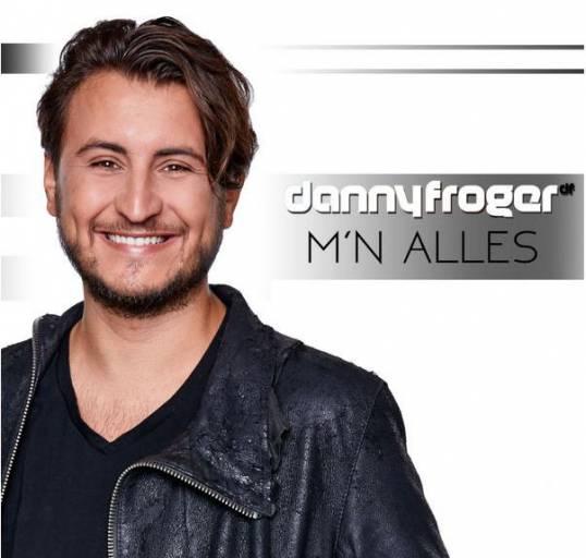 Nieuw hit voor Danny Froger - M'n Alles | JB Productions
