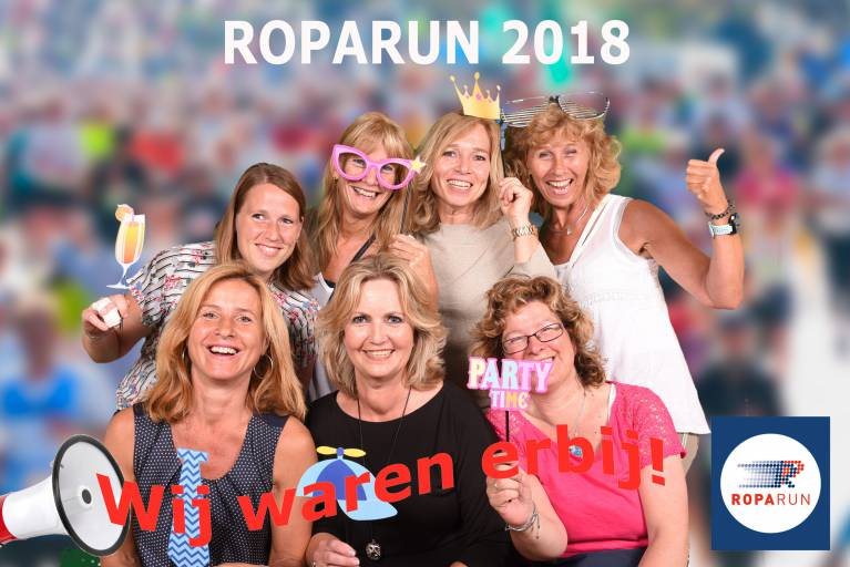 Foto's Roparun Feest - Alcazar Events - 08-06-2018 | JB Productions