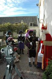 Nieuw programma Snuffie en Rimpel feesten met Sinterklaas klaar