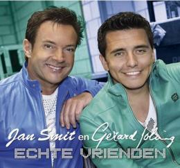 Nieuwe Single Jan Smit & Gerard Joling 'Echte Vrienden'