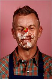 Bakker Abel maakt taart voor Sinterklaas!