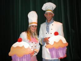 Cupcakes versieren attractie van de maand maart 2013