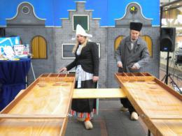 Oud Hollandse Sjoel Competitie entertainment van de maand maart 2013