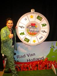Rad van Holland, de nieuwe Spelshow voor evenementen