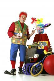 Clown Flapipo Artiest van de Maand mei 2013