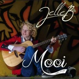 Jelle B scoort met single Mooi een hit in Top 100