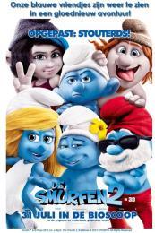 Smurfen 2 vanaf 31 juli in de bioscoop