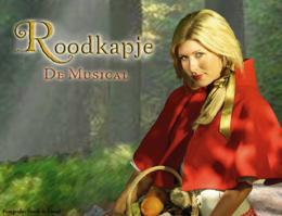 Maud speelt hoofdrol in 'Roodkapje de Musical'