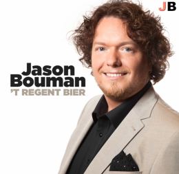Nieuwe single Jason Bouman ''T Regent Bier'