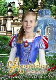 Toverfotografie JB Productions op première Assepoester de Musical