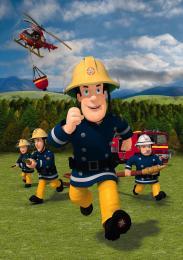 Brandweer Sam gaat het theater in.