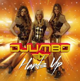 Nieuwe single voor meidengroep Djumbo - Hands Up