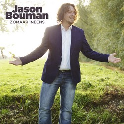 Jason Bouman viert Album feest