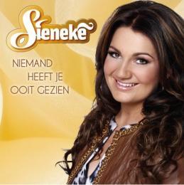 Nieuwe single Sieneke: 'Niemand heeft je ooit gezien'