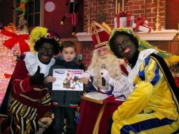 Sinterklaas komt dit jaar aan in Gouda